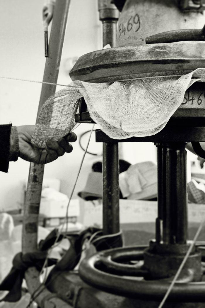 Angiolo Frasconi History Hats 1959