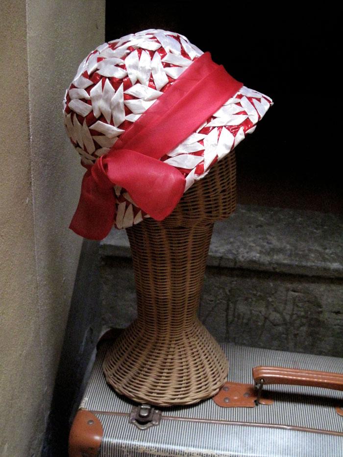 Angiolo Frasconi History Hats 1961