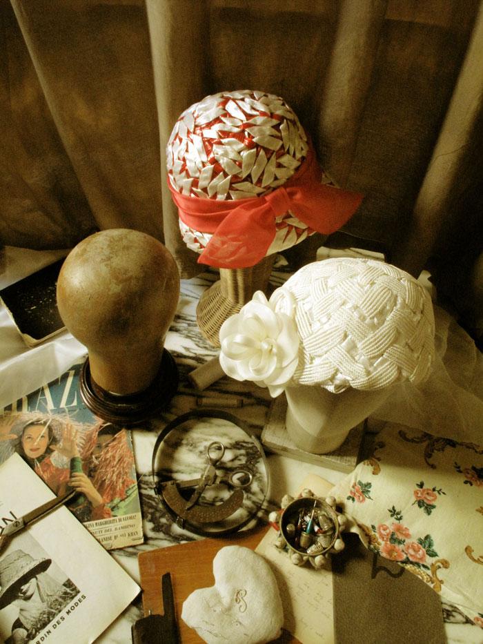 Angiolo Frasconi History Hats 1962