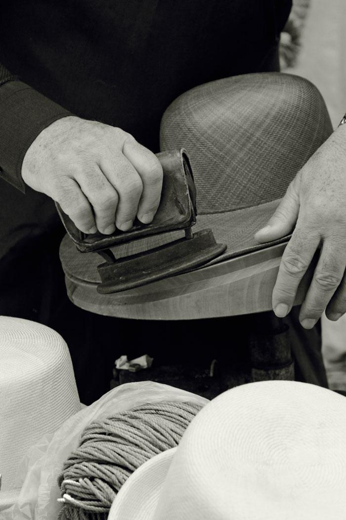 Angiolo Frasconi History Hats 1965