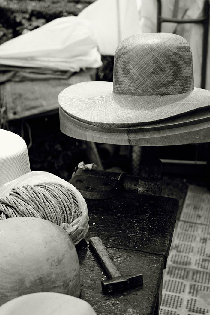Angiolo Frasconi History Hats 1969
