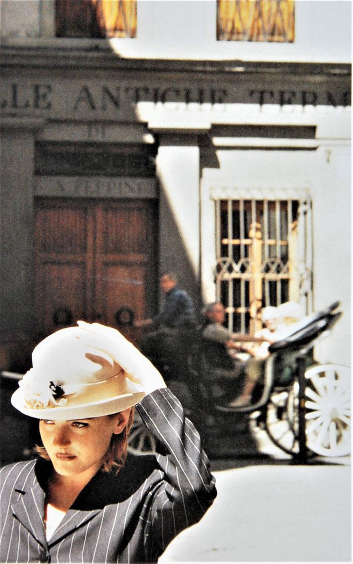 Angiolo Frasconi History Hats 1991