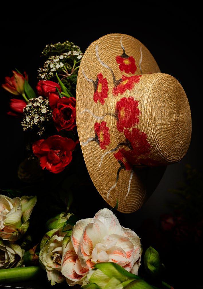 Angiolo Frasconi History Hats 2017