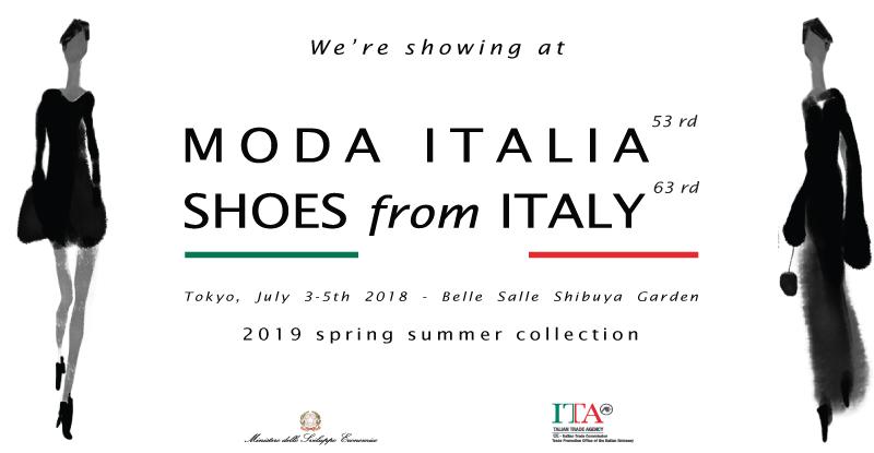 Moda Italia – Tokyo 2018