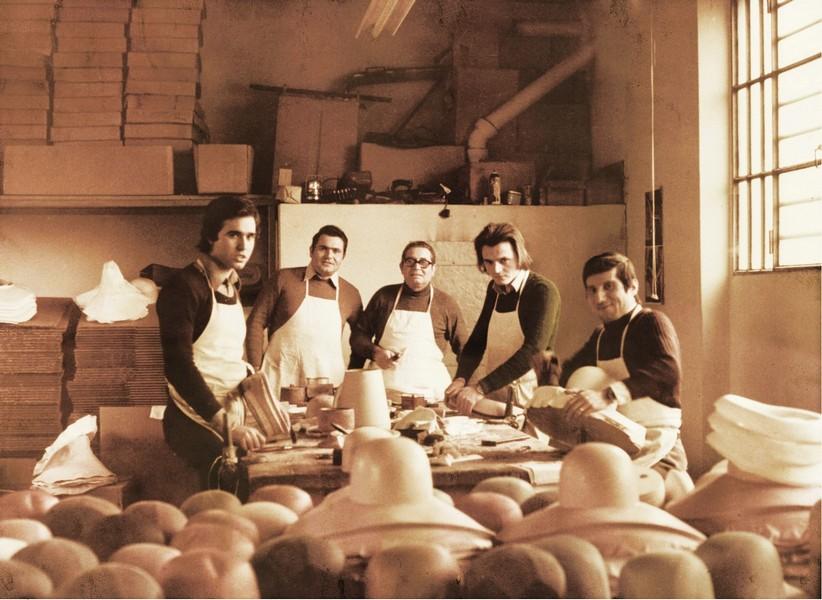 craftsmen hat-makers